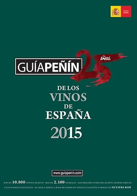 Guia Peñin 2015 / Guide Peñin 2015
